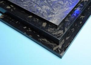 VICTREXR PEEK?樹脂によるプリプレグを用いたスイスSuprem社のコンポジット