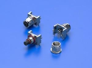 Brad® Micro-Change M12ハーシュデューティ・レセプタクル